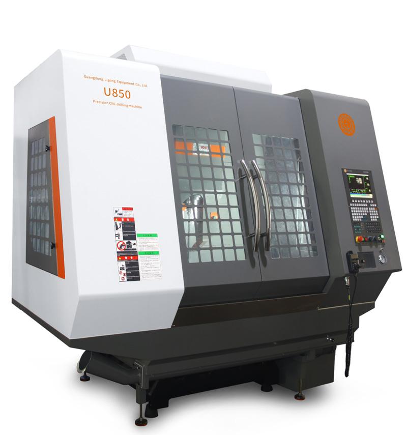 CNC precision drilling machine LG-U850