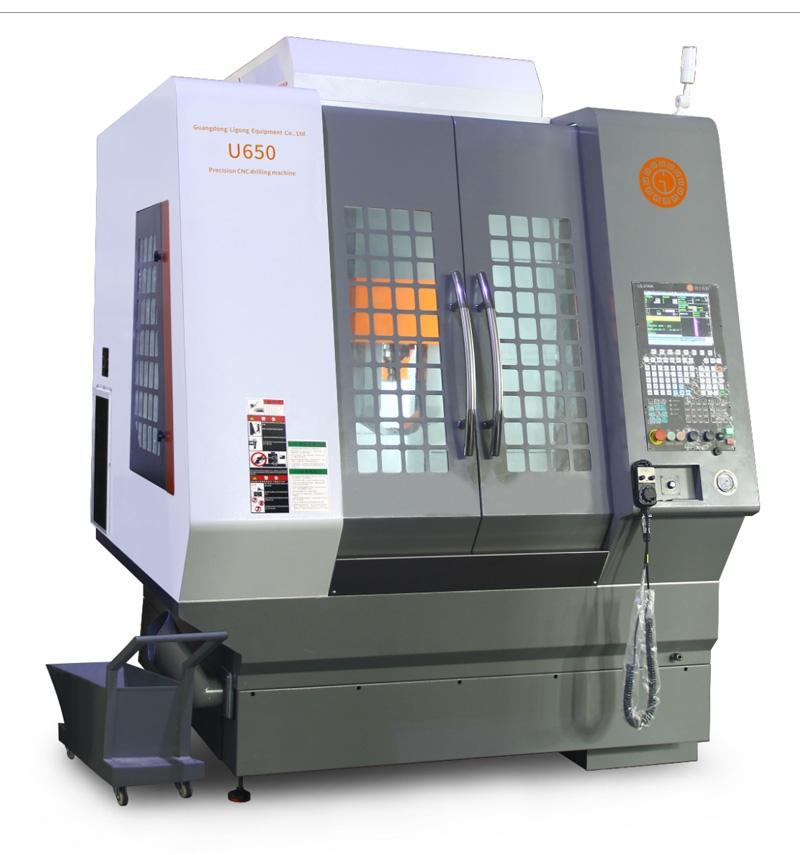 CNC precision drilling machine LG-U650